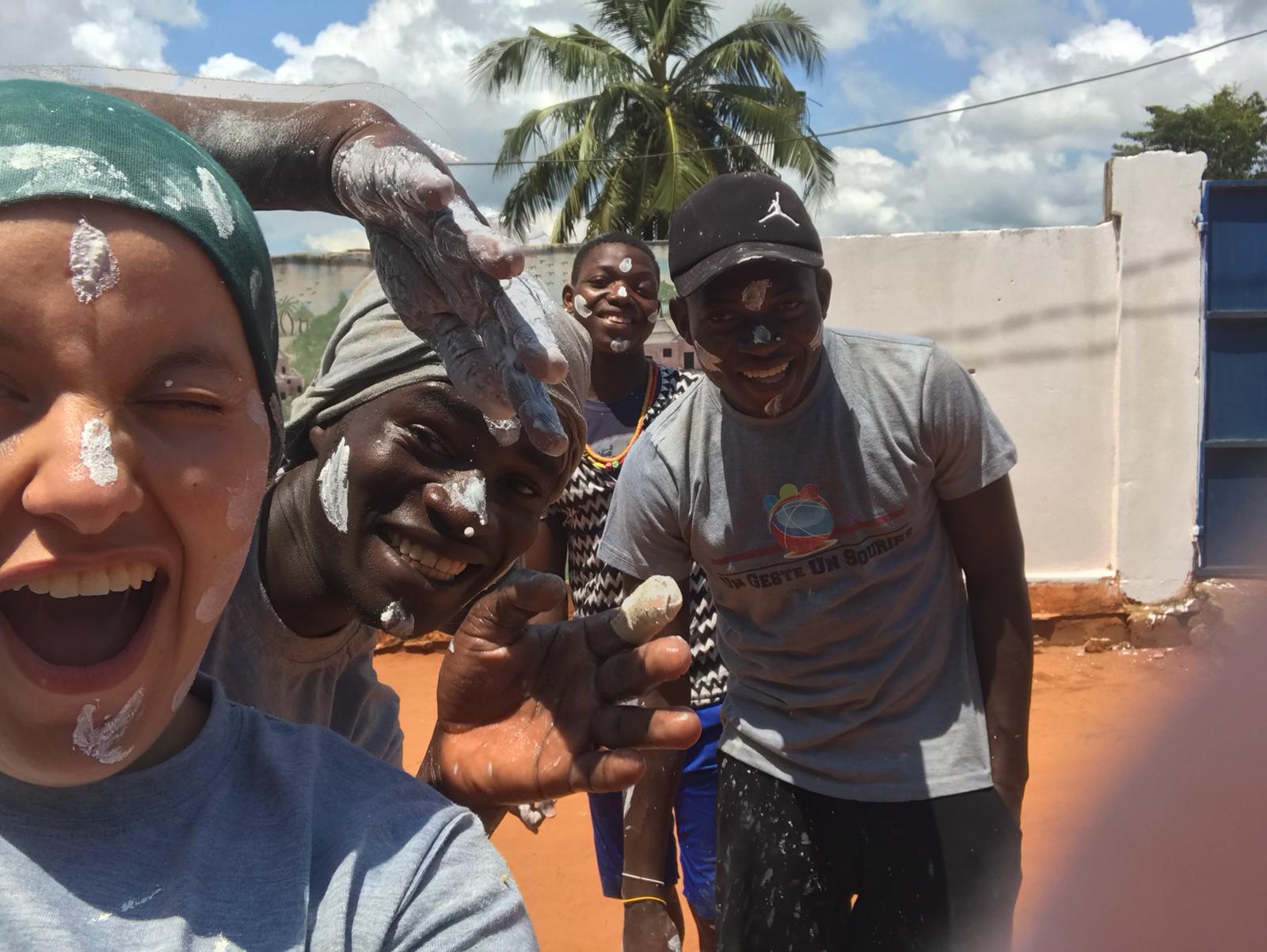 Renovation humanitaire