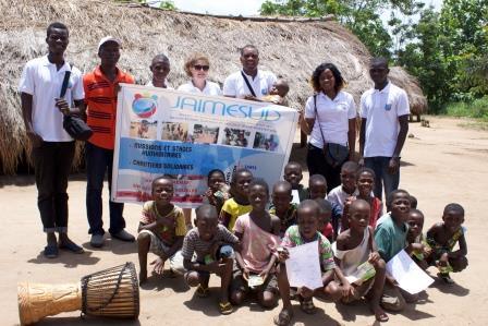 Suivie et Évaluation du projet de distribution des moustiquaires